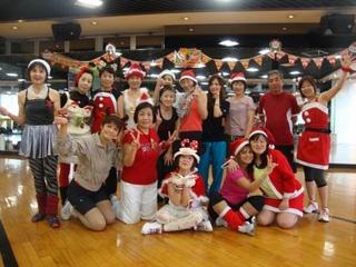 19日ダンスクリスマスエアロ20131219blog.jpg